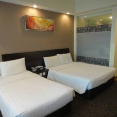 Отель Hilton Garden Inn Singapore Serangoon 4* Номер Делюкс с различными типами кроватей фото 7