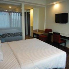 Отель Hilton Garden Inn Singapore Serangoon 4* Номер категории Премиум с различными типами кроватей фото 6