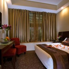 Отель Hilton Garden Inn Singapore Serangoon 4* Номер Делюкс с различными типами кроватей