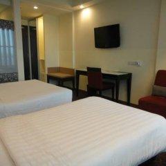 Отель Hilton Garden Inn Singapore Serangoon 4* Номер Делюкс с различными типами кроватей фото 6