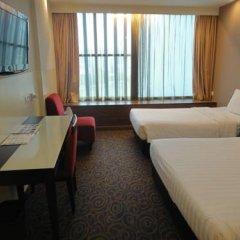 Отель Hilton Garden Inn Singapore Serangoon 4* Номер Делюкс с различными типами кроватей фото 2