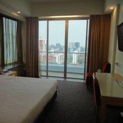 Отель Hilton Garden Inn Singapore Serangoon 4* Номер категории Премиум с различными типами кроватей фото 2