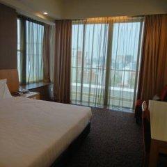 Отель Hilton Garden Inn Singapore Serangoon 4* Номер категории Премиум с различными типами кроватей фото 13