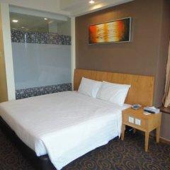 Отель Hilton Garden Inn Singapore Serangoon 4* Номер категории Премиум с различными типами кроватей фото 9