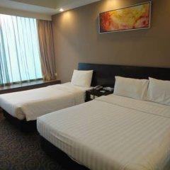 Отель Hilton Garden Inn Singapore Serangoon 4* Номер Делюкс с различными типами кроватей фото 3