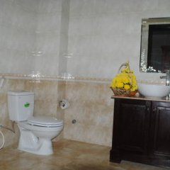 Отель Hoi An Hao Anh 1 Villa Улучшенный номер с различными типами кроватей фото 5