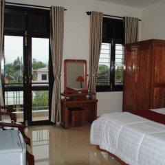 Отель Hoi An Hao Anh 1 Villa Улучшенный номер с различными типами кроватей фото 4