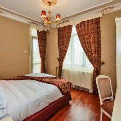Enderun Hotel Istanbul 4* Стандартный номер с различными типами кроватей фото 6