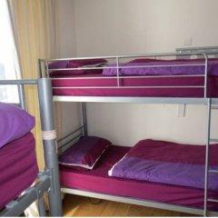 4 Star Hostel Кровать в общем номере с двухъярусной кроватью фото 13