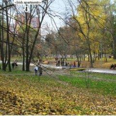 Апартаменты Irish Apartments In Kharkov Улучшенные апартаменты с различными типами кроватей фото 5