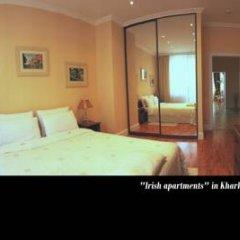 Апартаменты Irish Apartments In Kharkov Улучшенные апартаменты с различными типами кроватей фото 35