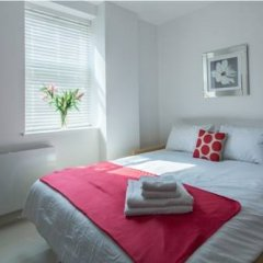 Апартаменты Bloomsbury - Serviced Apartments Студия с различными типами кроватей