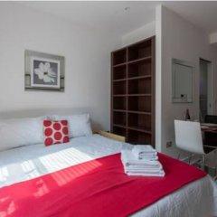 Апартаменты Bloomsbury - Serviced Apartments Студия с различными типами кроватей фото 25