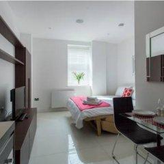 Апартаменты Bloomsbury - Serviced Apartments Студия с различными типами кроватей фото 26