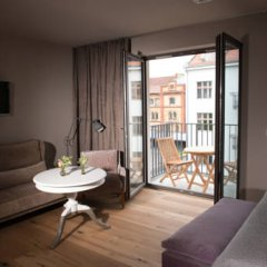 Отель Schoenhouse Studios Студия с различными типами кроватей