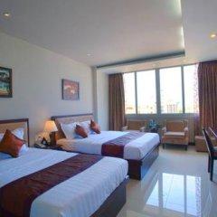 Dong Du Hotel 3* Люкс с различными типами кроватей