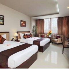 Dong Du Hotel 3* Люкс с различными типами кроватей фото 4