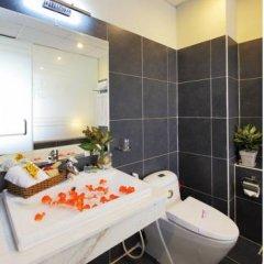 Dong Du Hotel 3* Люкс с различными типами кроватей фото 2