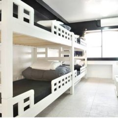 Отель Khaosan Tokyo Laboratory Кровать в общем номере фото 8