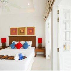 Отель Ocean Breeze 3H Люкс с разными типами кроватей фото 18