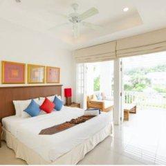 Отель Ocean Breeze 3H Люкс с разными типами кроватей фото 11