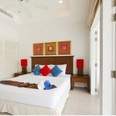 Отель Ocean Breeze 3H Люкс с разными типами кроватей