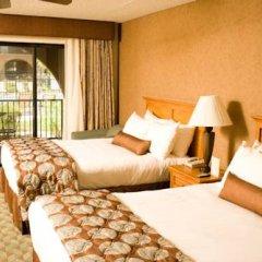 Отель Borrego Springs Resort and Spa 3* Стандартный номер с различными типами кроватей фото 3