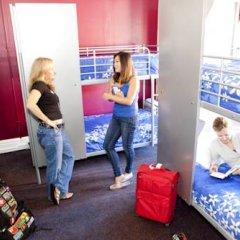 Отель USA Hostels San Francisco Номер с общей ванной комнатой с различными типами кроватей (общая ванная комната) фото 13