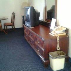 Отель Budget Inn 2* Стандартный номер с различными типами кроватей фото 6