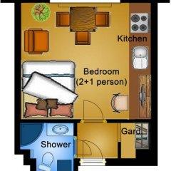 Апартаменты Dream Homes Studio Bem Студия фото 2