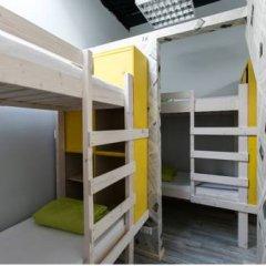 Fabrika Hostel Кровать в общем номере