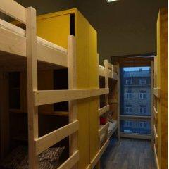 Fabrika Hostel Кровать в общем номере фото 7