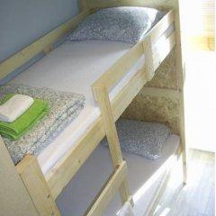 Fabrika Hostel Кровать в общем номере фото 8