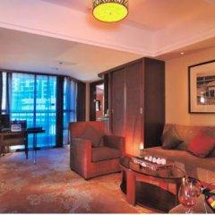 Gulangwan Hotel 5* Улучшенный люкс с различными типами кроватей
