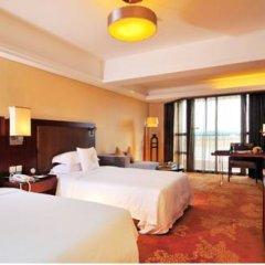 Gulangwan Hotel 5* Улучшенный номер с 2 отдельными кроватями