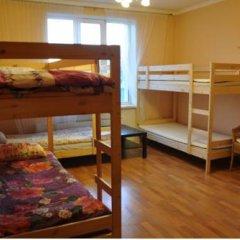 Central Hostel Кровать в общем номере двухъярусные кровати фото 2