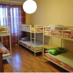 Central Hostel Кровать в общем номере двухъярусные кровати фото 3