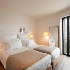 Отель Memmo Alfama 4* Улучшенный номер с различными типами кроватей фото 4