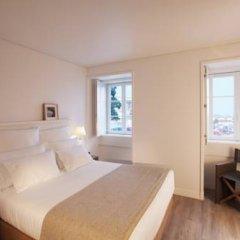 Отель Memmo Alfama 4* Стандартный номер с различными типами кроватей