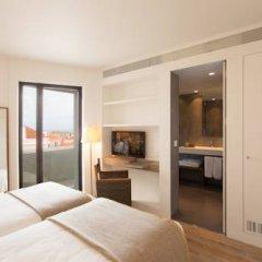 Отель Memmo Alfama 4* Улучшенный номер с различными типами кроватей фото 2