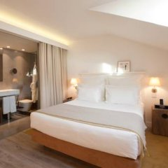 Отель Memmo Alfama 4* Стандартный номер с различными типами кроватей фото 3