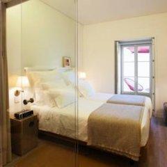 Отель Memmo Alfama 4* Стандартный номер с различными типами кроватей фото 12