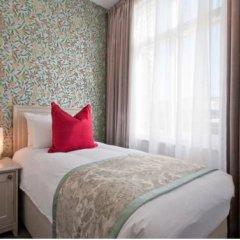 Отель W12 Rooms 4* Стандартный номер с различными типами кроватей фото 10