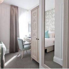 Отель W12 Rooms 4* Стандартный номер с различными типами кроватей фото 8