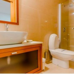 Отель Mirador Del Mar Suites Апартаменты с различными типами кроватей фото 11