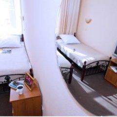 Hotel Aura 3* Стандартный номер с двуспальной кроватью фото 7