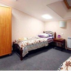 Гостиница Планета Плюс 3* Стандартный семейный номер с двуспальной кроватью фото 5