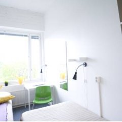 Хостел Vuokrahuone Стандартный номер с 2 отдельными кроватями (общая ванная комната) фото 3