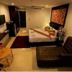Aranta Airport Hotel 3* Номер Делюкс с различными типами кроватей фото 10