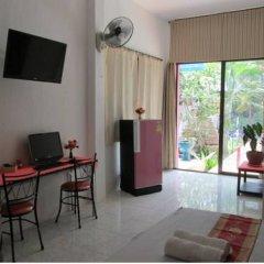 Отель Siam Bb Resort 2* Номер Делюкс с различными типами кроватей фото 2